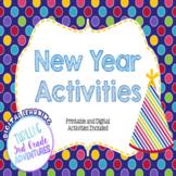 New Year 2019 Activities