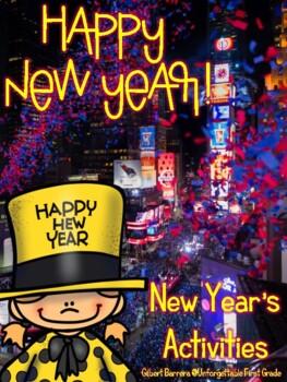 New Year's 2017 {Freebie}