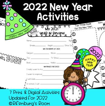 New Year 2017 Activities