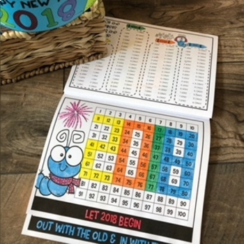 New Year 2019 Step Book