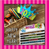 New Year 2017 Step Book