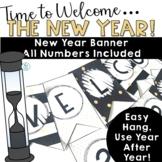 New Years 2018 Banner