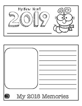 New Year 2019 Booklet