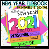 New Year's 2019 Activity  - Flipbook and Digital Resource