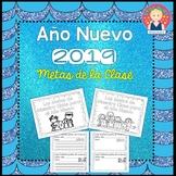 New Year 2018 Goals