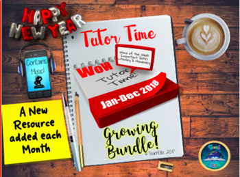 New Year : 2018 Tutor Time