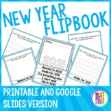 NEW YEAR FLIP BOOK // 2020 EDITION // REFLECTIONS INCLUDED