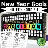 New Year 2020 Vision Bulletin Board Kit