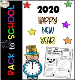 New Years 2020 Activities /New Years Resolution/Year in Review
