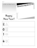 New Year Activity