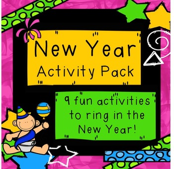 New Year's 2017 Activities