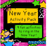 New Year's 2017 Activities