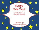 New Year: An Activity Pack for Primary Learners