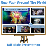 New Year Around The World Presentation