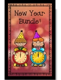 New Year Articulation Worksheets