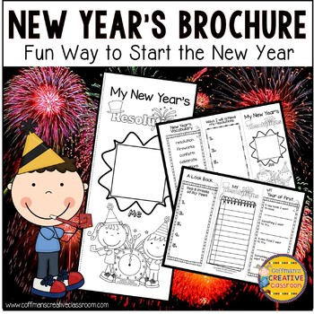 New Year's Resolution Brochure