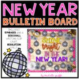 New Year Bulletin Board