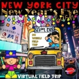 New Year Celebration Virtual Field Trip to New York City -