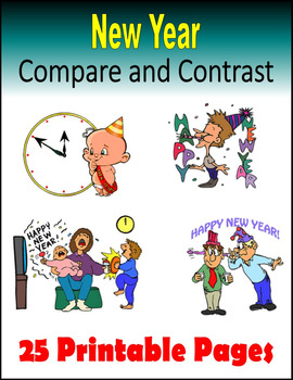New Year:  Compare and Contrast
