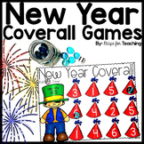 New Year Coverall Games