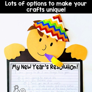 New Year Craft