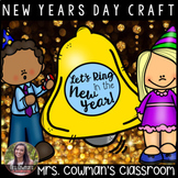 New Year Craft & Writing- Ringing in the New Year!
