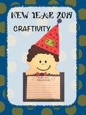 New Year Craftivity 2019