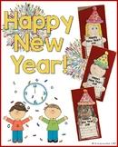 New Year Craftivity