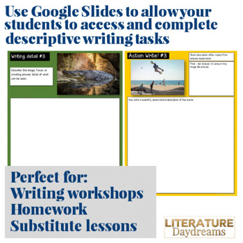 Digital Writing Prompts for New Year