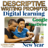 New Year Writing Prompts Digital