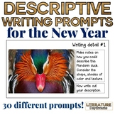New Year Writing Prompts