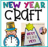 New Year Bulletin Board Craft