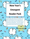 New Year Emergent Reader Pack