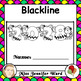 2016 New Year Envelopes (Blackline)