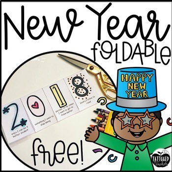 New Years 2018 {freebie} UPDATED every year