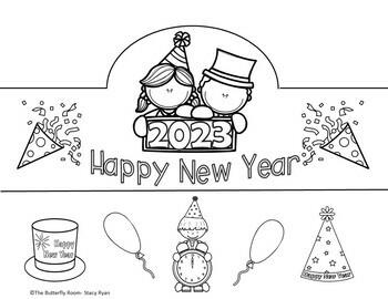 New Year Freebie