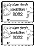 New Year Fun {New Year's Resolution Book} {Updated for 2020}