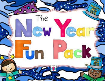 New Year Fun Pack- Camo Edition