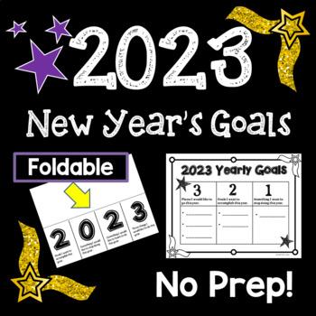 New Year Goal 2019