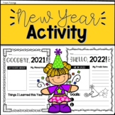 New Year 2019 Goal-Setting Activity