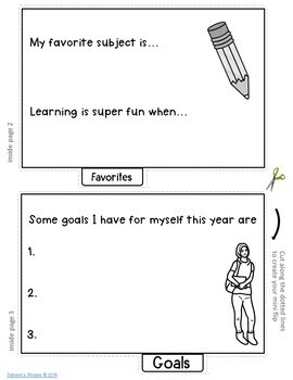 The New Year Goal Setting Activity for 2018