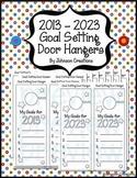 New Year Goal Setting Door Hangers