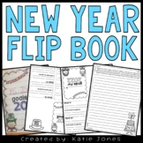 New Year Goal Setting Flippy Book