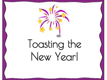 New Year Goal Setting Freebie!