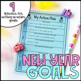 New Year Goals and Activities