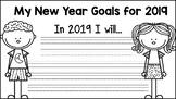 New Year Goals 2019-3000
