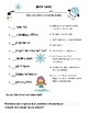New Year Goals Word Search and Fun Printables