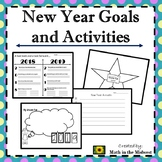 New Year Goals and Activities 2018
