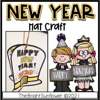 New Year Hat Craft