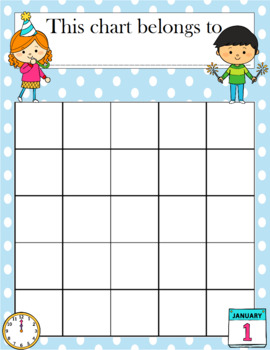 New Year Incentive Chart